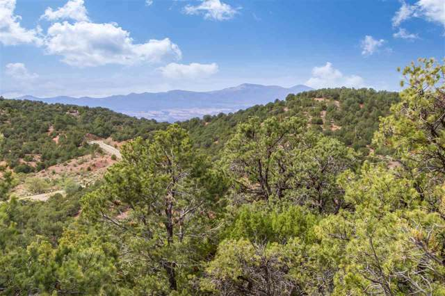 1116 South Summit Ridge, Santa Fe, NM 87501 (MLS #201904544) :: The Very Best of Santa Fe