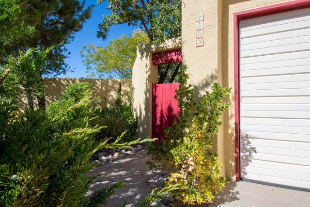 2509 Calle De Rincon Bonito, Santa Fe, NM 87501 (MLS #201904559) :: The Desmond Group