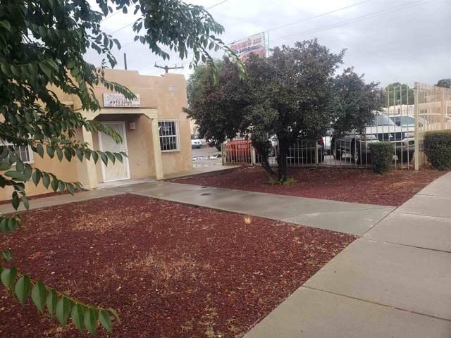 3207 Rufina, Santa Fe, NM 87507 (MLS #201904571) :: The Desmond Group