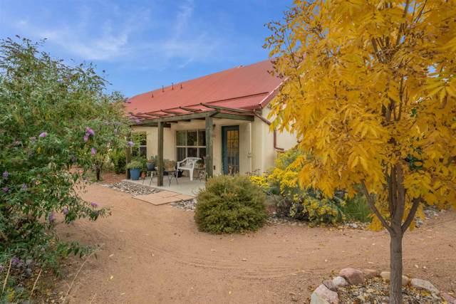 3466 Cerrillos Road H-1, Santa Fe, NM 87507 (MLS #201904593) :: The Desmond Group