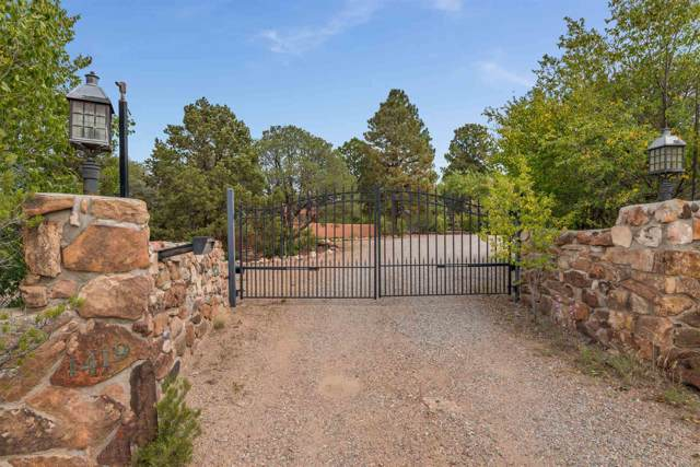 1419 Madrid Place, Santa Fe, NM 87505 (MLS #201904598) :: The Desmond Group