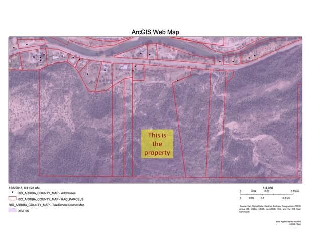 1832 State Highway 68, Embudo, NM 87531 (MLS #201904599) :: The Desmond Group