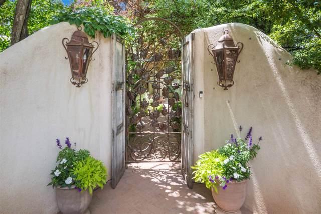 608 Miller Street, Santa Fe, NM 87505 (MLS #201904600) :: The Very Best of Santa Fe