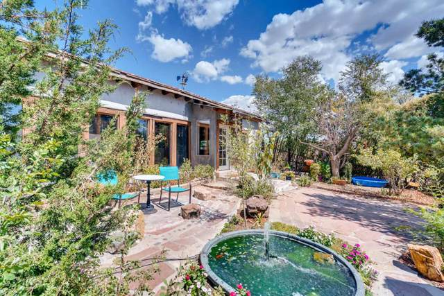 64 Cochiti W, Santa Fe, NM 87508 (MLS #201904606) :: The Desmond Group