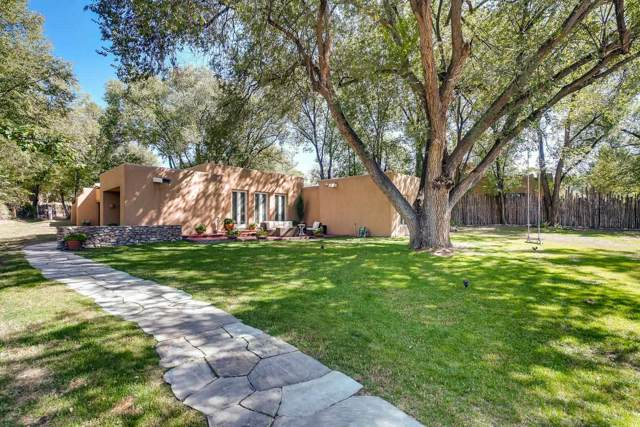 1563 Bishops Lodge Road, Santa Fe, NM 87506 (MLS #201904626) :: Berkshire Hathaway HomeServices Santa Fe Real Estate