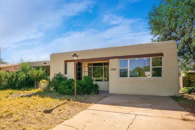 1702 Callejon Cordelia, Santa Fe, NM 87501 (MLS #201904633) :: The Desmond Group