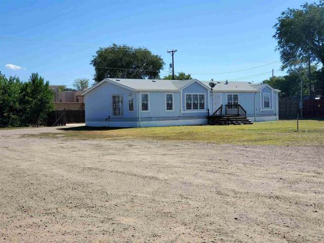 1259 Maez, Santa Fe, NM 87505 (MLS #201904644) :: The Desmond Group