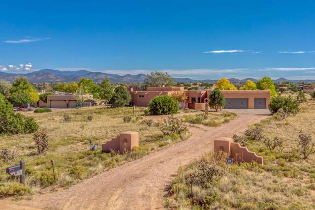 29 Tetilla Road, Santa Fe, NM 87508 (MLS #201904645) :: The Very Best of Santa Fe