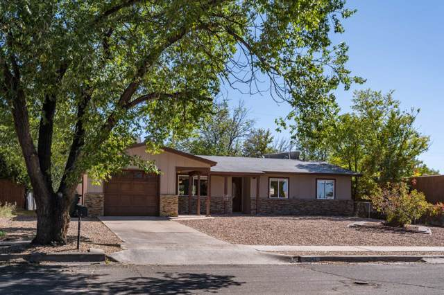 2341 Calle Reina, Santa Fe, NM 87507 (MLS #201904646) :: The Desmond Group