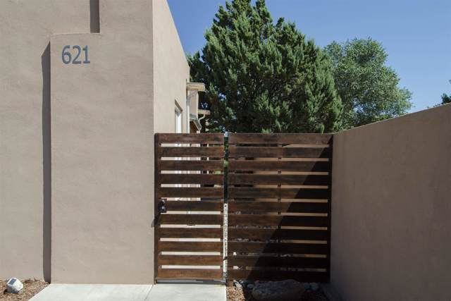 621 W Alameda Unit C, Santa Fe, NM 87501 (MLS #201904659) :: The Desmond Group