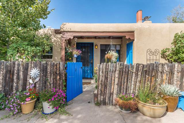 2724 Galisteo Court Unit #2, Santa Fe, NM 87505 (MLS #201904677) :: The Desmond Group