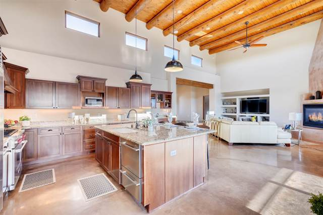 78 Don Jose Loop, Santa Fe, NM 87508 (MLS #201904693) :: The Desmond Group
