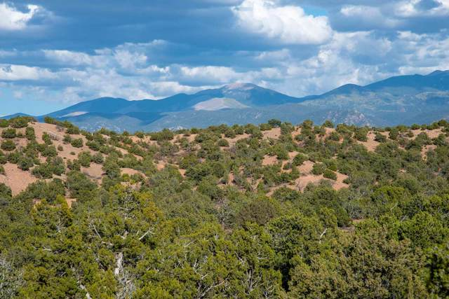 27 Mamie's Mile, Santa Fe, NM 87506 (MLS #201904698) :: Berkshire Hathaway HomeServices Santa Fe Real Estate