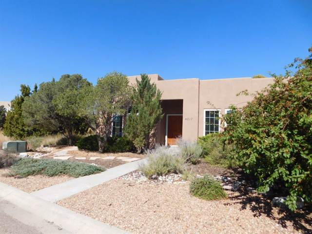 4217 Hidden Cricket, Santa Fe, NM 87057 (MLS #201904704) :: Berkshire Hathaway HomeServices Santa Fe Real Estate