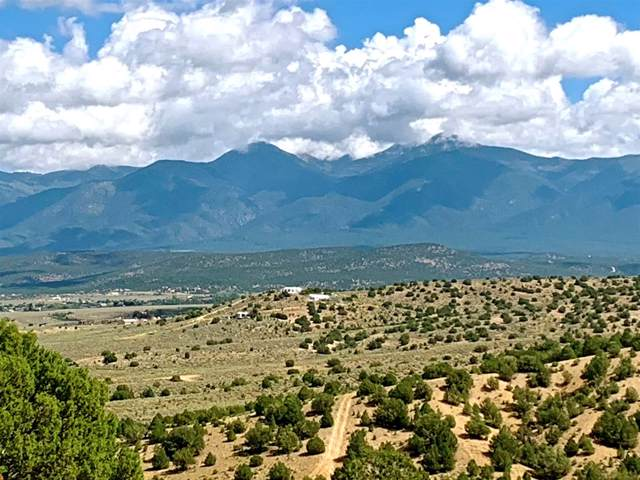 Tract 3 North End Calle Feliberto, Taos, NM 87571 (MLS #201904738) :: The Very Best of Santa Fe