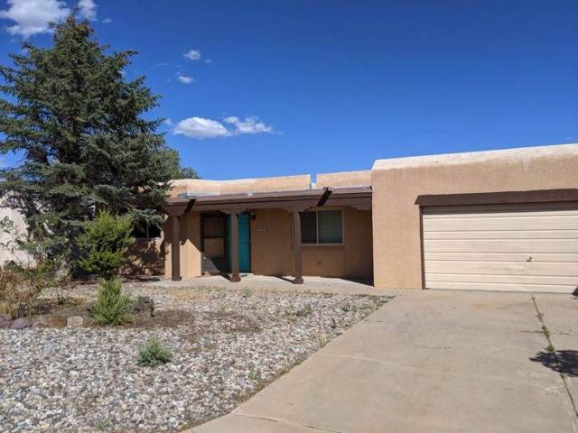 6416 Vooscane Avenue, Cochiti Lake, NM 87083 (MLS #201904741) :: Berkshire Hathaway HomeServices Santa Fe Real Estate