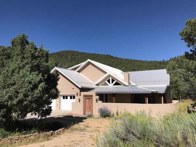 25936 Hwy 64E, Taos, NM 87571 (MLS #201904748) :: The Very Best of Santa Fe