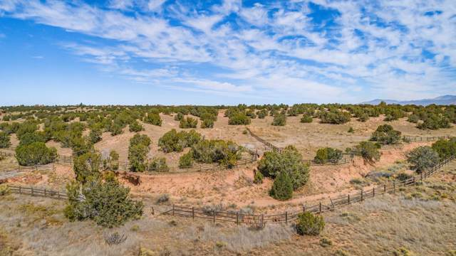75 Ranch Estates, Lot 931, Santa Fe, NM 87506 (MLS #201904755) :: The Very Best of Santa Fe