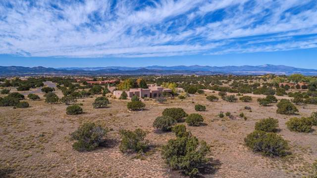 54 Wildhorse, Lot 657, Santa Fe, NM 87506 (MLS #201904759) :: The Very Best of Santa Fe