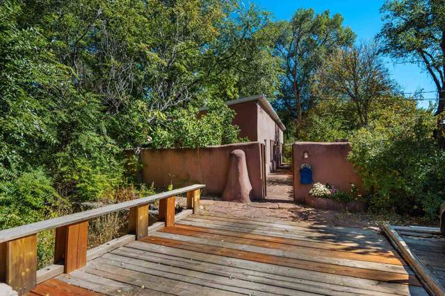 109 Delgado, Santa Fe, NM 87501 (MLS #201904769) :: The Desmond Group