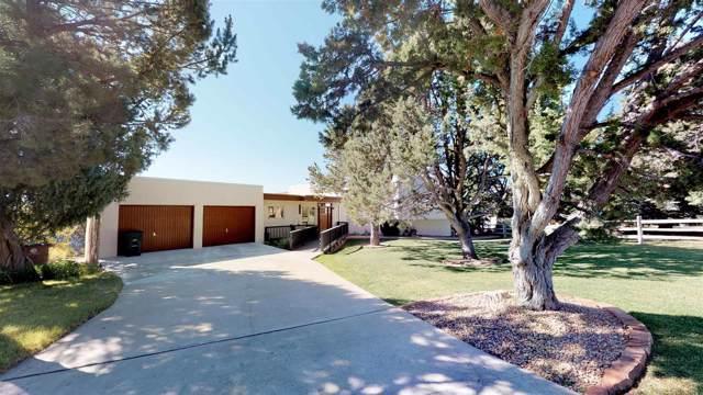 163 Laguna, Los Alamos, NM 87544 (MLS #201904779) :: The Desmond Group