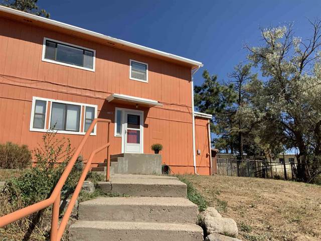 3220 Villa St A, Los Alamos, NM 87544 (MLS #201904781) :: The Desmond Group