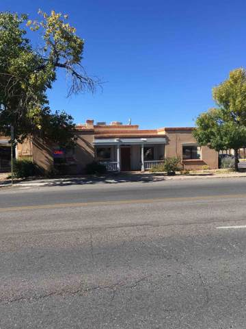 1302 Osage Ave A, Santa Fe, NM 87505 (MLS #201904794) :: The Desmond Group