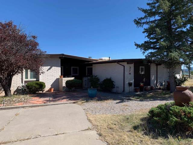 336 Potrillo Dr, Los Alamos, NM 87544 (MLS #201904806) :: The Desmond Group
