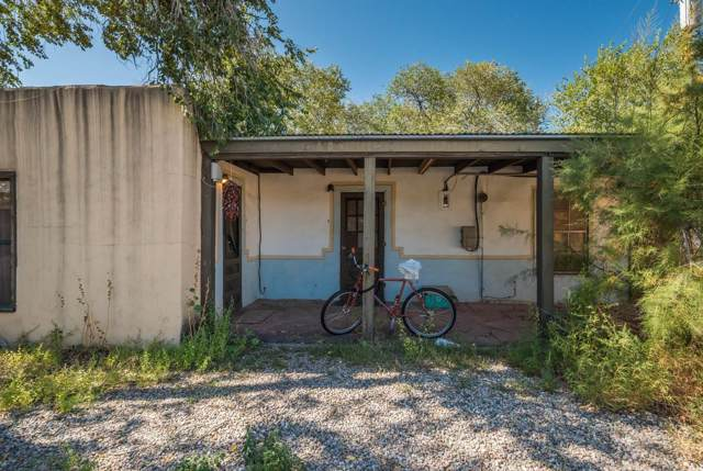 224 Maynard, Santa Fe, NM 87501 (MLS #201904811) :: The Desmond Group