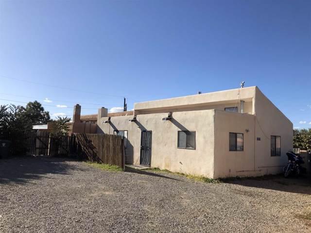 932 Calle Carmilita, Santa Fe, NM 87505 (MLS #201904812) :: The Desmond Group
