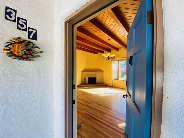 357 E Alameda, Santa Fe, NM 87501 (MLS #201904814) :: The Very Best of Santa Fe