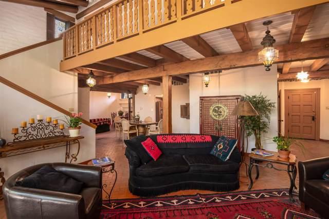 732 Bishops Lodge Road, Santa Fe, NM 87501 (MLS #201904831) :: The Very Best of Santa Fe