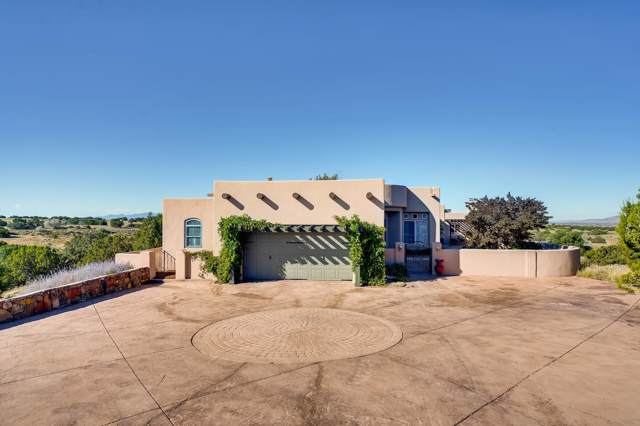 13 Sierra Dawn Road, Santa Fe, NM 87508 (MLS #201904857) :: Berkshire Hathaway HomeServices Santa Fe Real Estate