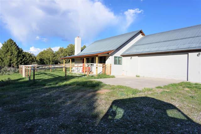 18008 Us Hwy 64 East Rock River Ranc, Tierra Amarilla, NM 87575 (MLS #201904897) :: The Desmond Group