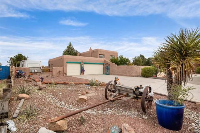 2324 La Vista Court, Nw, Albuquerque, NM 87120 (MLS #201904925) :: The Desmond Hamilton Group