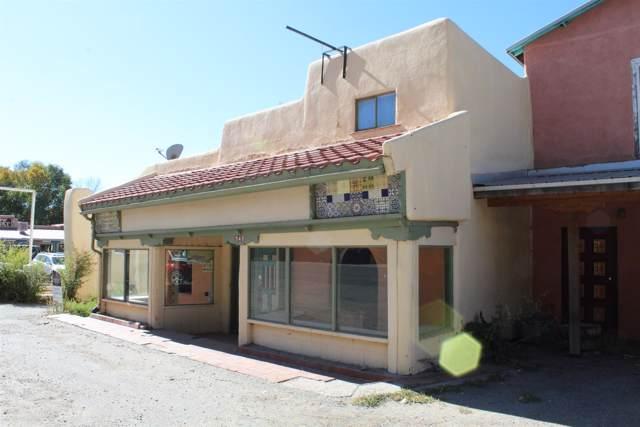 340 Paseo Del Pueblo Sur, Taos, NM 87571 (MLS #201904937) :: The Very Best of Santa Fe