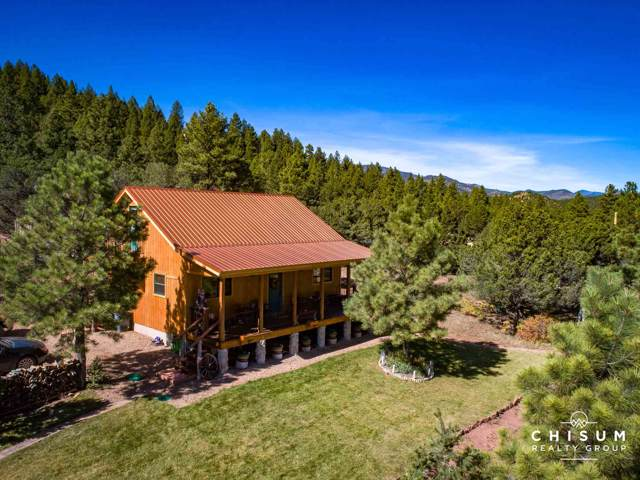 507 Cr A027, Guadalupita, NM 87722 (MLS #201904959) :: The Very Best of Santa Fe