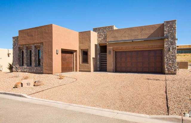 10 Camino Maravilla, Santa Fe, NM 87506 (MLS #201905010) :: The Very Best of Santa Fe
