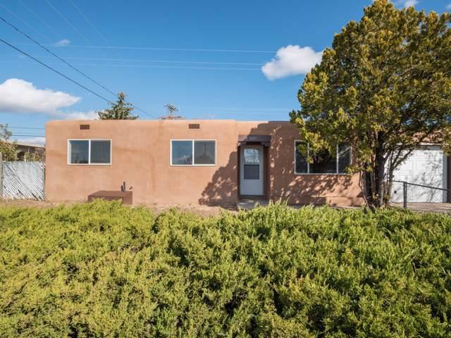 1003 Siringo Rondo, Santa Fe, NM 87507 (MLS #201905022) :: The Very Best of Santa Fe