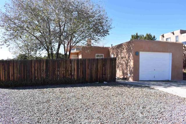2910 Avenida Alamosa, Santa Fe, NM 87507 (MLS #201905048) :: The Desmond Group