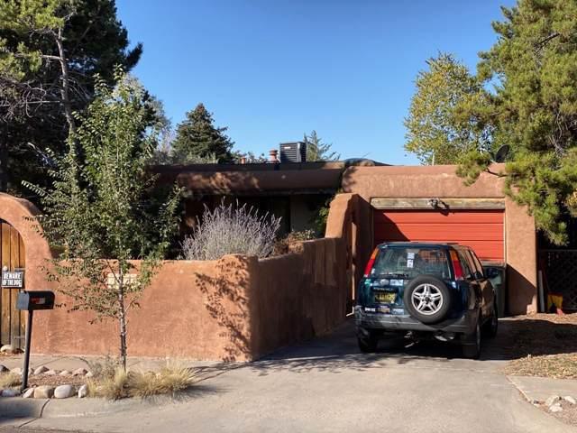 2092 Calle Contento, Santa Fe, NM 87505 (MLS #201905050) :: The Desmond Group