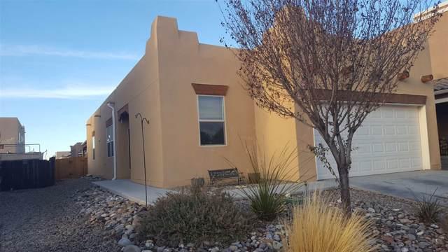 5907 Violeta Virtuoso, Santa Fe, NM 87507 (MLS #201905051) :: The Desmond Group