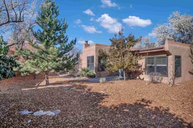 961 Camino Anasazi, Santa Fe, NM 87505 (MLS #201905059) :: The Desmond Group