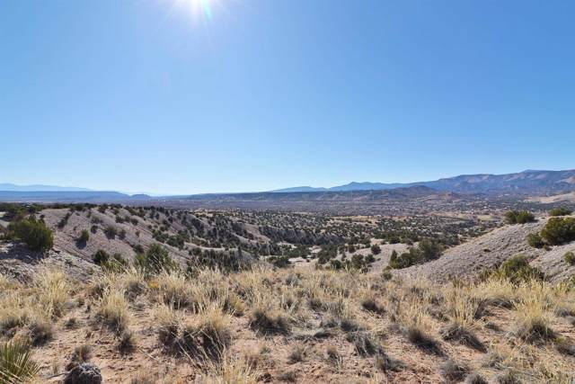 Lot 16 Vista De Pedernal, Medanales, NM 87548 (MLS #201905068) :: Berkshire Hathaway HomeServices Santa Fe Real Estate