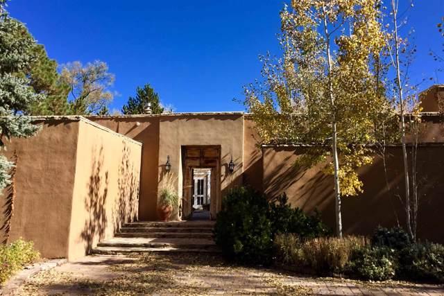 168 Tesuque Village Road, Santa Fe, NM 87506 (MLS #201905069) :: The Desmond Group