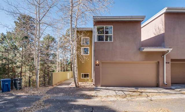 62 Canyon View Dr, Los Alamos, NM 87544 (MLS #201905110) :: The Very Best of Santa Fe