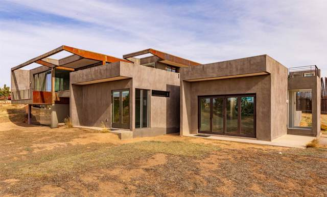5025 NW Agua Fria Park Road, Santa Fe, NM 87507 (MLS #201905128) :: The Desmond Group
