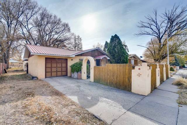 927 E Pueblo Drive, Espanola, NM 87532 (MLS #201905130) :: The Desmond Group