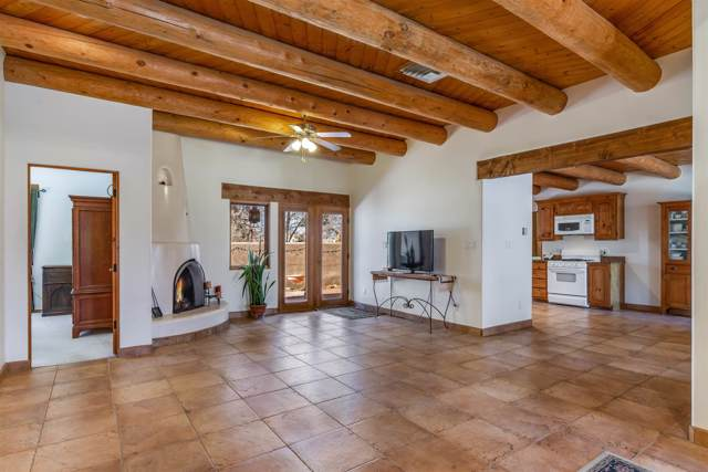 834 Don Diego, Santa Fe, NM 87505 (MLS #201905134) :: The Very Best of Santa Fe