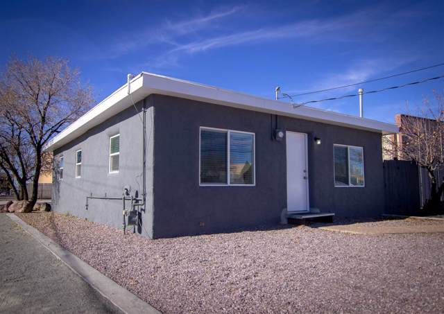 1526 Fifth St, Santa Fe, NM 87505 (MLS #201905137) :: The Desmond Hamilton Group